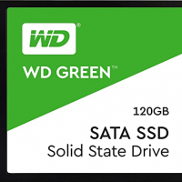 WESTERN DIGITAL GREEN 120GB 2.5″ SATA3 3D NANO SSD
