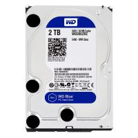 WESTERN DIGITAL BLUE 2TB 3.5″ 5400RPM 64MB